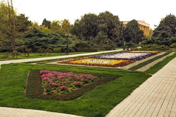 باغ گياهشناسي ملی ايران به عنوان يک اثر ملي به ثبت رسيد