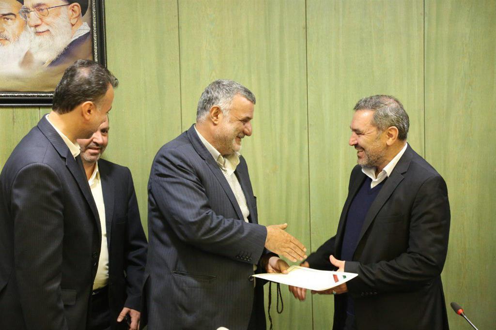 برگزاری جلسه راهبردی با حضور دبیر جدید گروه مشورتی