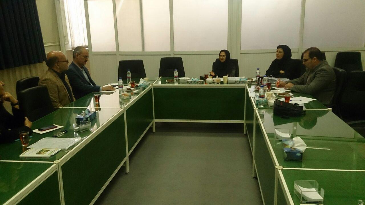 ارزشیابی طرح های تحقیقاتی مرکز تحقیقات و آموزش کشاورزی و منابع طبیعی اصفهان با حضور معاون محترم پژوهشی مرکز امروز از ساعت هشت صبح آغاز شد.